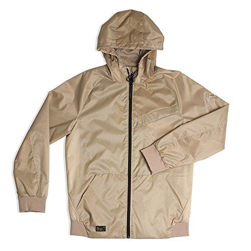Imperial Motion Men's Welder NCT Windbreaker Jacket, Khaki, X-Large
