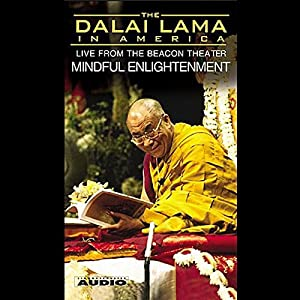 The Dalai Lama in America Audiobook