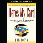 Here's My Card | Bob Popyk