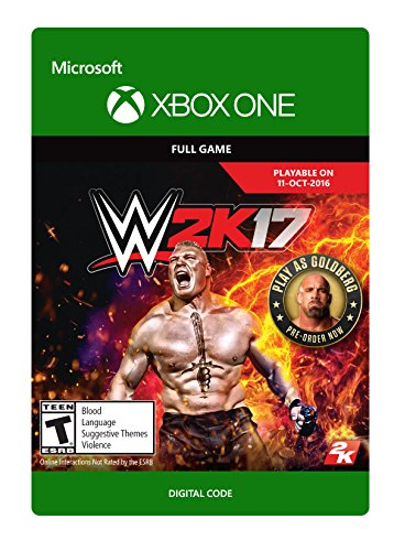 WWE 2K17 - Xbox One Digital Code by 2K Games