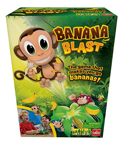 Flippin Frogs Game (Banana Blast by Goliath)