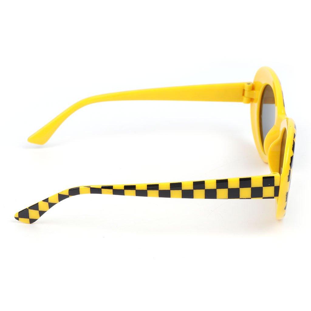 Amazon.com: Gafas de sol vintage para hombre y mujer ...