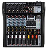 Best Mixer Bands - Audio2000'S AMX7342 Six-Channel Audio Mixer with USB Interface Review