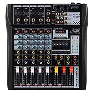 Audio2000'S AMX7342 Six-Channel Audio M...