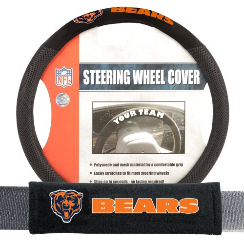 chicago bear seat covers - 7