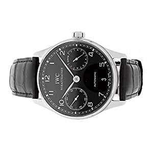 IWC Portuguese 7-Day automatic-self-wind mens Watch IW5001-09 (Certified Pre-owned)