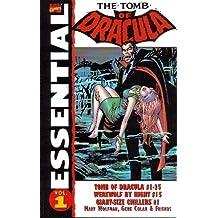 Essential Tomb Of Dracula Volume 1 TPB