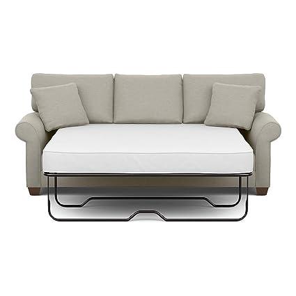 Brilliant Ethan Allen Bennett Roll Arm Sofa 86 Sleeper Hailey Natural Inzonedesignstudio Interior Chair Design Inzonedesignstudiocom