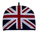 Sterck Cotton Linen Union Jack Flag Tea Cozy Cosies