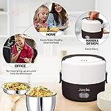 Janolia Electric Food Heater, 1.3L/ 44oz Portable