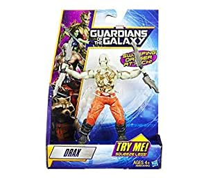 Marvel Gurdians Of The Galaxy Drax Figure Toy