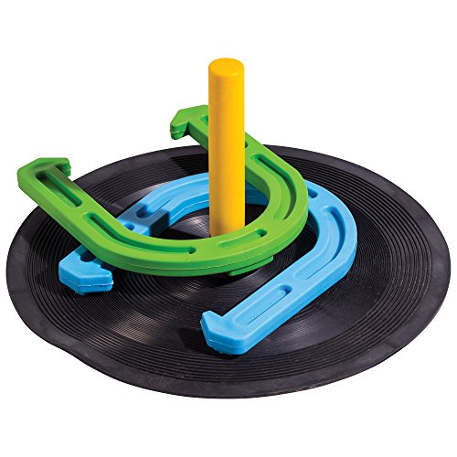 Franklin Sports Rubber Horseshoes