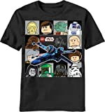 Lego Star Wars -- Wing Chase Youth T-Shirt, Youth Large