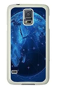 design Samsung Galaxy S5 cover Universe Planet 50 PC White Custom Samsung Galaxy S5 Case Cover