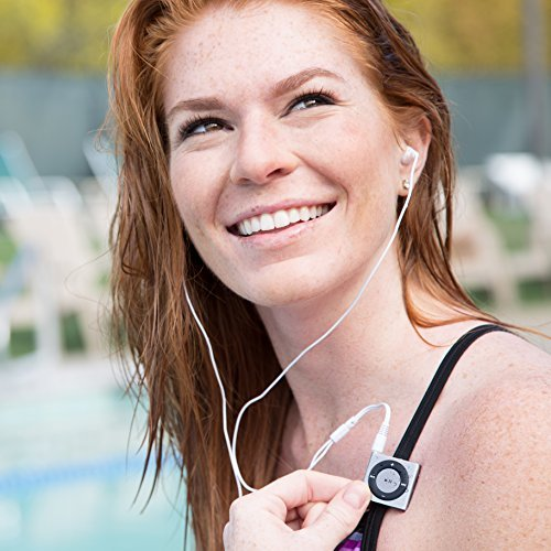 Swimbuds 100% Waterproof Headphones Designed for Flip Turns! *** Underwater Audio Waterproof iPod Promotion Available - (See Details Below)