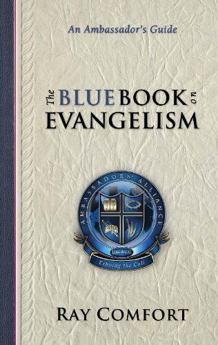 The Blue Book on Evangelism Ray Comfort