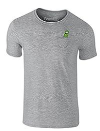 Brand88 - Pickle Pocket, Adults T-Shirt