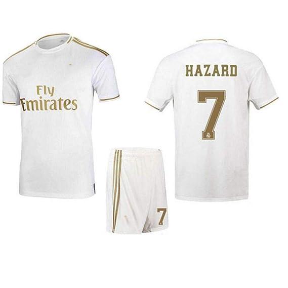 Trajes de fútbol - Real Madrid 7 - Jersey de Entrenamiento ...