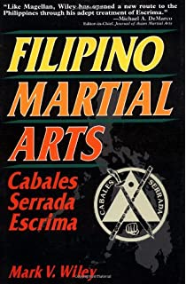Image result for Filipino Martial Arts by Mark V. Wiley