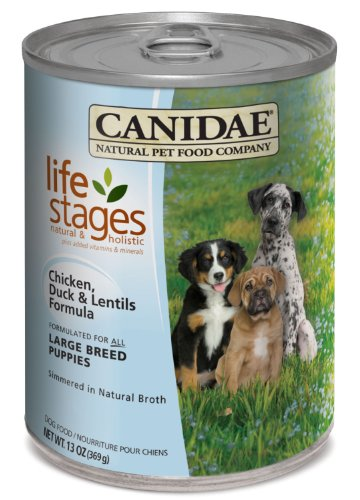 large breed wet dog food - 6