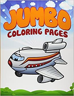 Buy Jumbo Coloring Pages Book Online At Low Prices In India