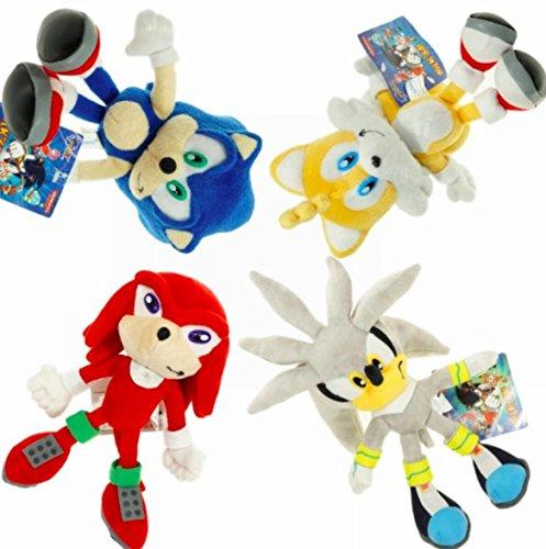 Sonic Boom Plush 22CM Super Sonic Plush Toys Cartoon TV Sonic The Hedgehog Plush Stuffed Animals Sonic Boom Plush 22CM Super Sonic Plush Toys Cartoon TV Sonic The Hedgehog Plush -