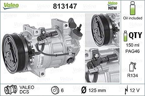 Amazon.com: ALEO Compresor de aire acondicionado AC para ...