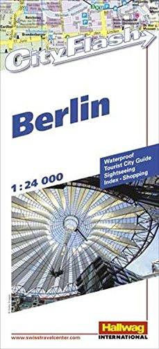 Hallwag Rand McNally City Flash Berlin  Hallwag City Flash
