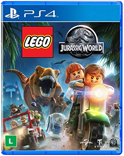 LEGO Jurassic World - Xbox One Standard Edition (Best Rated Xbox Games)