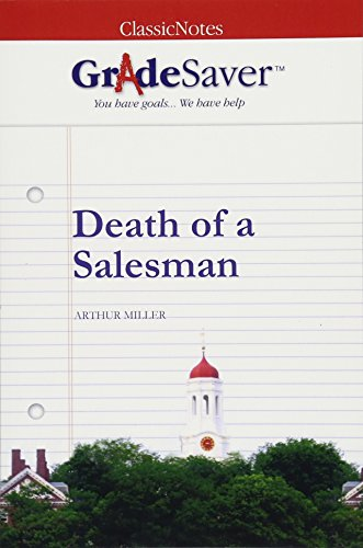 Death Of A Salesman Essays  Gradesaver Death Of A Salesman Arthur Miller