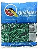 Qualatex 82672.0 Foil Latex Latex Balloon, Wintergreen, 1'' x 60''