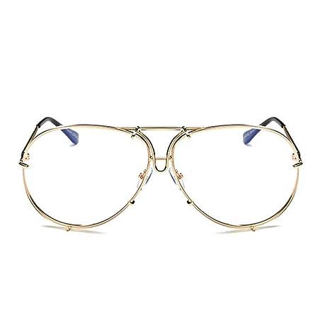 LAMAMAG Gafas de sol Mujeres Hombres Gafas de Sol de Gran ...