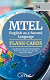 MTEL English as a Second Language (54) Flash Cards: Test Prep Review with 300+ Flash Cards for the MTEL ESL Exam
