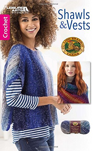 Shawls and Vests | Crochet | Leisure Arts (75607)
