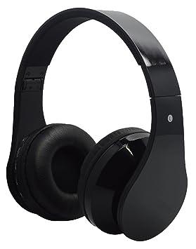 En-oído Drasawee Bluetooth 4,0 estéreo manos libres auriculares con micrófono llamandome MP3