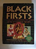 Black Firsts, Jessie Carney Smith, Casper LeRoy Jordan, Robert L. Johns, 1578591171