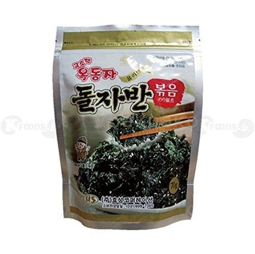 [0241] ball Doji Oddonza seaweed fried seasoned seaweed Jaban Korea laver 1 bag (70g) Korean [parallel import goods]