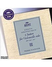 Bach,J.S: 6 Suites For Solo Cello