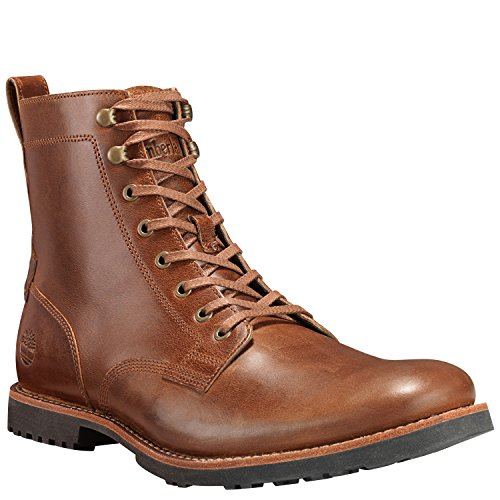 Timberland Kendrick Side Zip Boot - Men's Light Brown Full G
