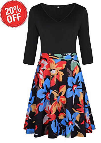 half and half fancy dress - 7