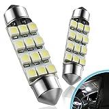578-2112-2122-Led-Dome-Light-Bulb-for-Car--Marsauto-569-6411-41mm-42mm-Festoon-172-inch-Interior-Lights-6000K-