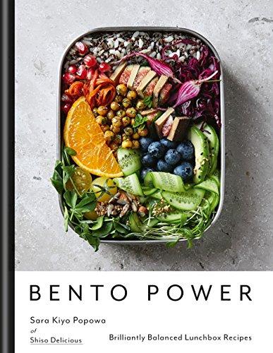 Bento Power by Sara Kiyo Popowa
