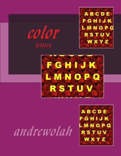 Download Color letters PDF