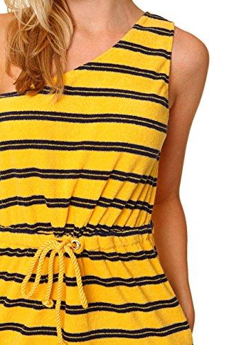 Juicy Couture - Vestido - para mujer amarillo