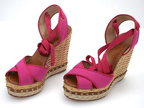 O Sandalo Rosa C13086 Donna Zeppa amp; Gabbana Scarpa Art Dolce Arancione Pink Fuxia qcvF0tT