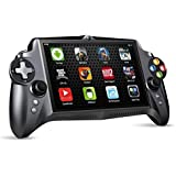 VILONG® JXD S192 2GB RAM 7 Inch Android Game Console 32GB ROM Handheld Gamepad Tablet with 1920x1200 A15 Quad Core CPU & Dual Joysticks & HDMI 12 Simulators