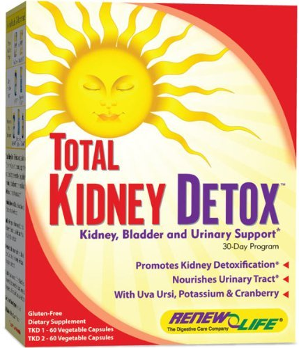 Renew Life Total Kidney Cleanse
