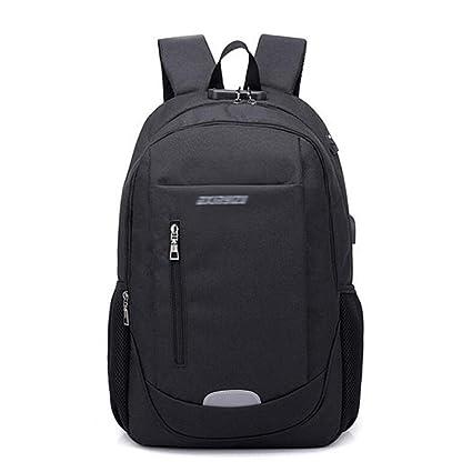 JINRONG Men s Backpack Business Bag Leisure Bag School Bag Laptop Bag  Travel Bag 6a4ebc8cdb26c