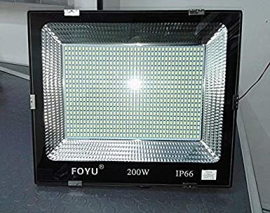 081 Store - Faro Multi Chip LED 200 W Proyector exteriores, Luz ...
