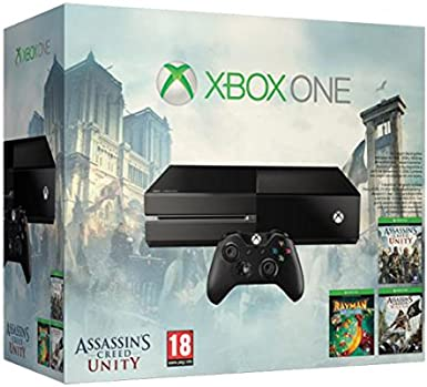 Xbox One - Consola Sin Kinect + Assassins Creed: Unity + Extras ...